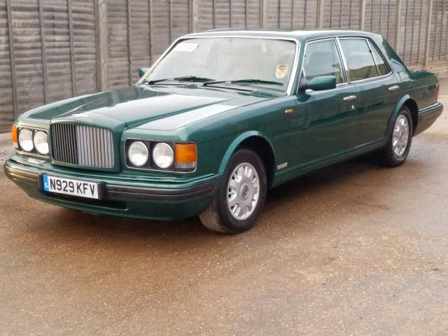 BENTLEY BROOKLANDS - 1996 rok