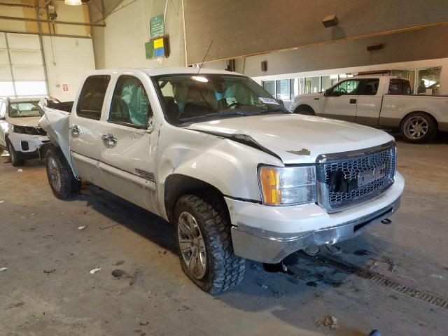 Salvage cars for sale from Copart Sandston, VA: 2013 GMC Sierra