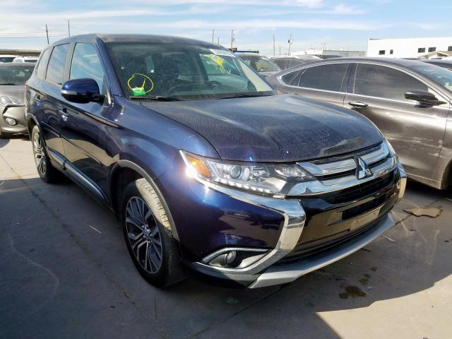 2017 Mitsubishi Outlander for sale in Grand Prairie, TX