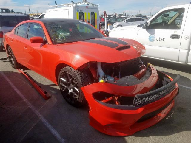 2018 Dodge CHARGER | Vin: 2C3CDXCT1JH180073