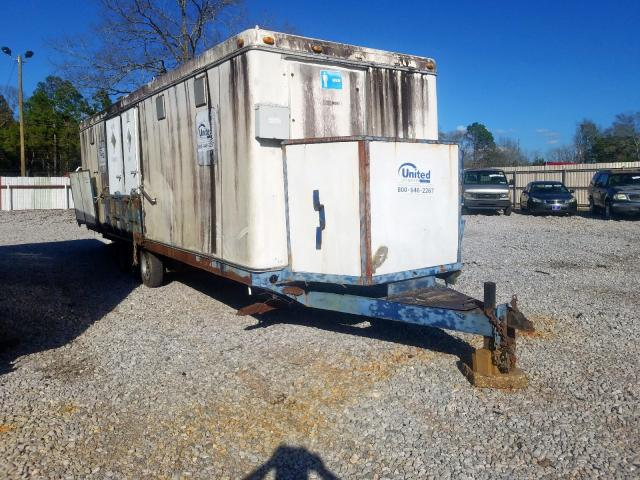 Other Trailer salvage cars for sale: 1980 Other Trailer