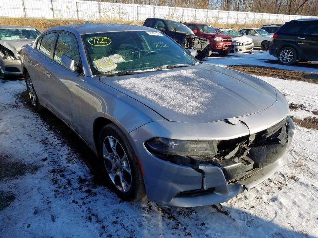 2015 Dodge Charger SX for sale in Davison, MI