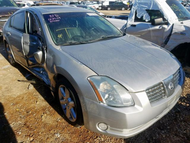 Salvage cars for sale from Copart Bridgeton, MO: 2006 Nissan Maxima SE