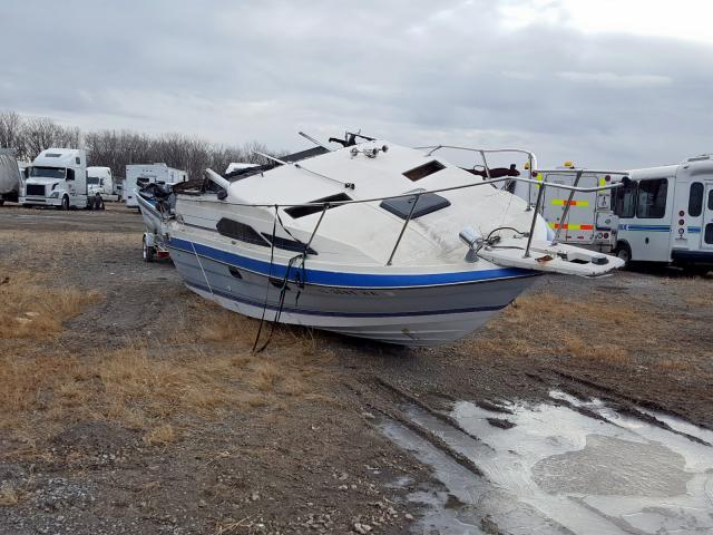 Bayliner salvage cars for sale: 1989 Bayliner Boat