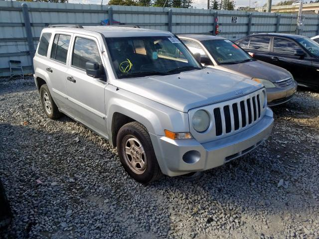 2007 Jeep Patriot Sp 2.4L