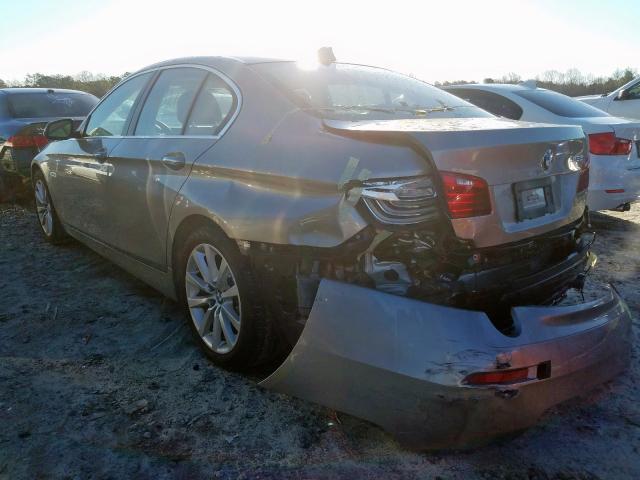 2016 BMW 5 series | Vin: WBA5B1C51GG129313