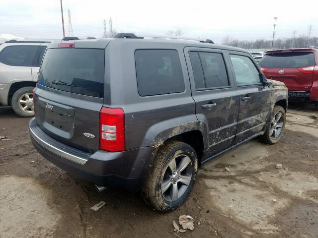 цена в сша 2016 JEEP PATRIOT LATITUDE 1C4NJRFB3GD695917