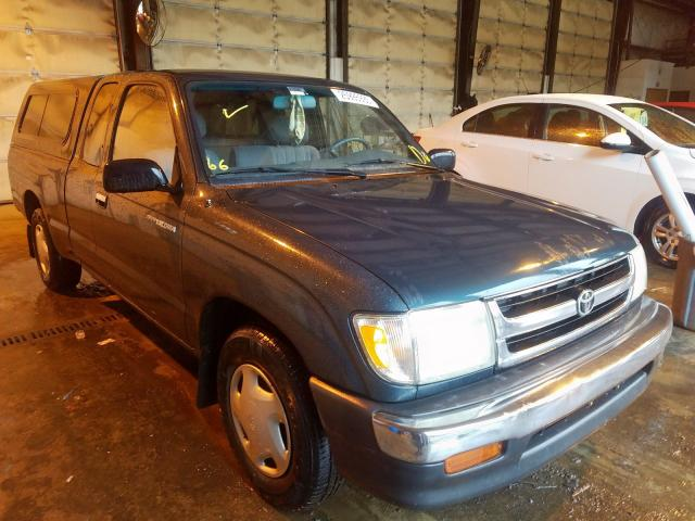 Salvage cars for sale from Copart Graham, WA: 1998 Toyota Tacoma XTR