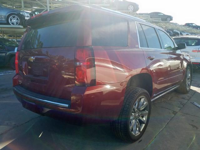 2016 Chevrolet TAHOE   Vin: 1GNSKCKC6GR355229