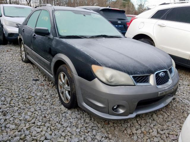 Subaru salvage cars for sale: 2006 Subaru Impreza OU