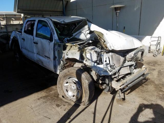 Salvage cars for sale from Copart Anthony, TX: 2014 Toyota Tacoma DOU
