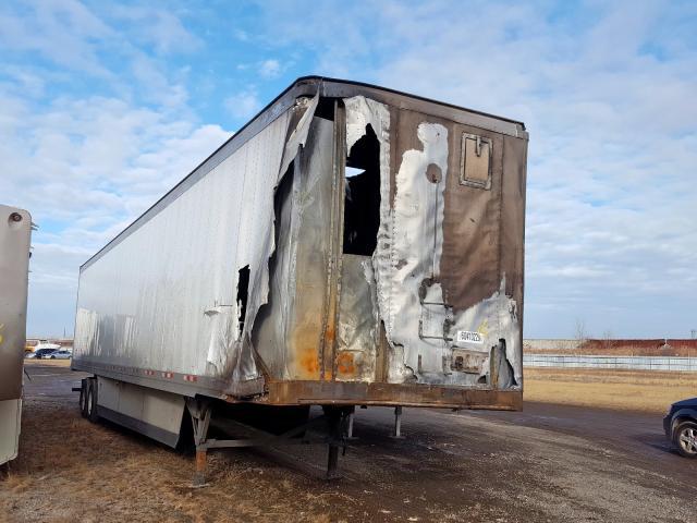 Great Dane Vehiculos salvage en venta: 2015 Great Dane DRY Van