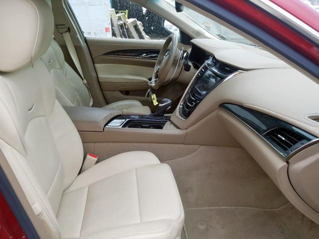 2016 Cadillac CTS | Vin: 1G6AX5SX8G0197536