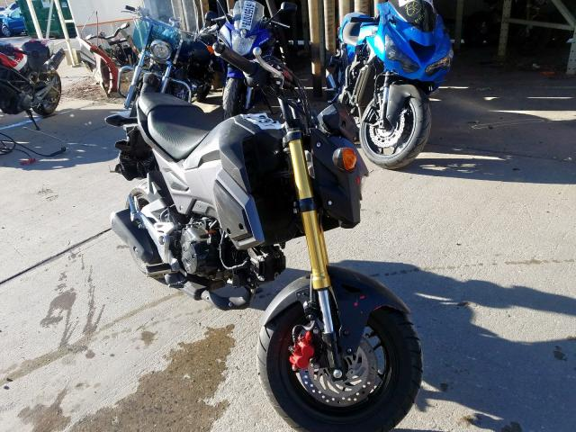 Honda Grom salvage cars for sale: 2018 Honda Grom