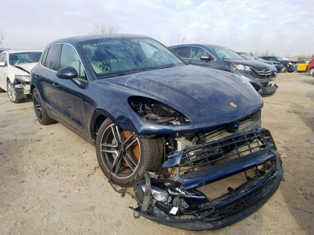 2020 Porsche Macan S for sale in Kansas City, KS