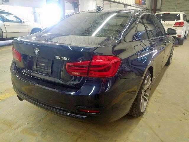 2016 BMW 3 series | Vin: WBA8E9G53GNT45091