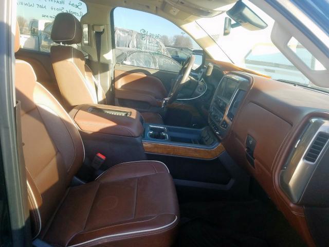 2017 Chevrolet SILVERADO   Vin: 3GCUKTEJ5HG186754