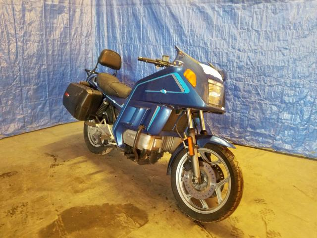 1987 BMW K100 RT