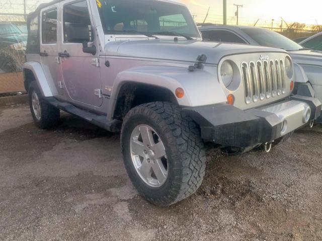 2008 Jeep Wrangler U 3.8L