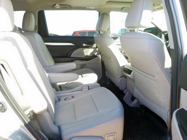 2017 Toyota HIGHLANDER | Vin: 5TDJZRFH7HS366994
