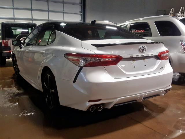 2018 Toyota CAMRY | Vin: 4T1BZ1HK5JU017912