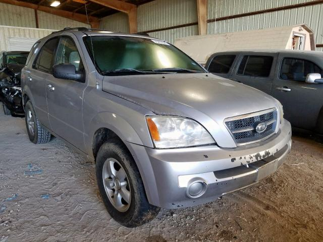 KIA salvage cars for sale: 2006 KIA Sorento EX