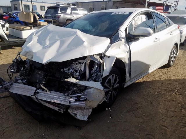 2017 Toyota PRIUS   Vin: JTDKARFP4H3061599