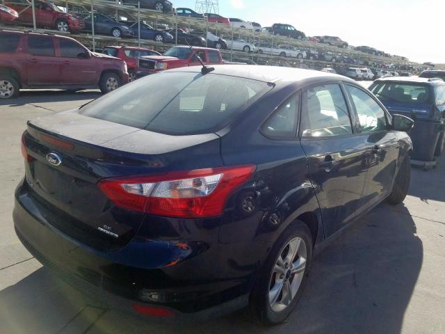 2013 Ford FOCUS | Vin: 1FADP3F29DL306678