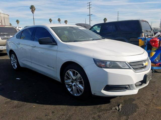 2016 Chevrolet Impala LS for sale in San Diego, CA