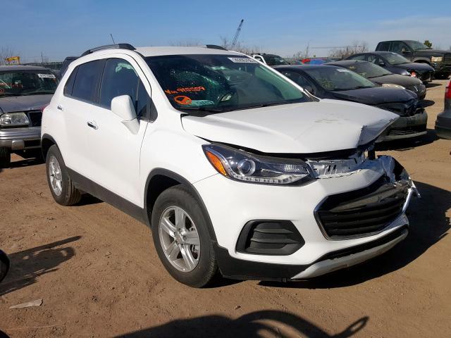 2019 Chevrolet TRAX | Vin: KL7CJLSB4KB915559