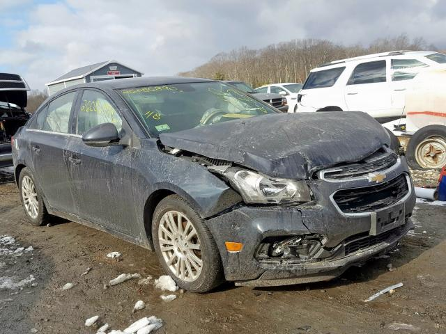 Salvage 2016 CHEVROLET CRUZE - Small image. Lot 26086890