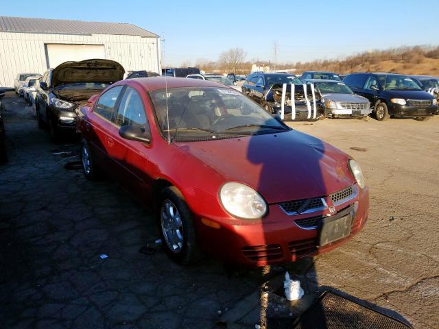 2004 Dodge Neon Sxt 2.0L