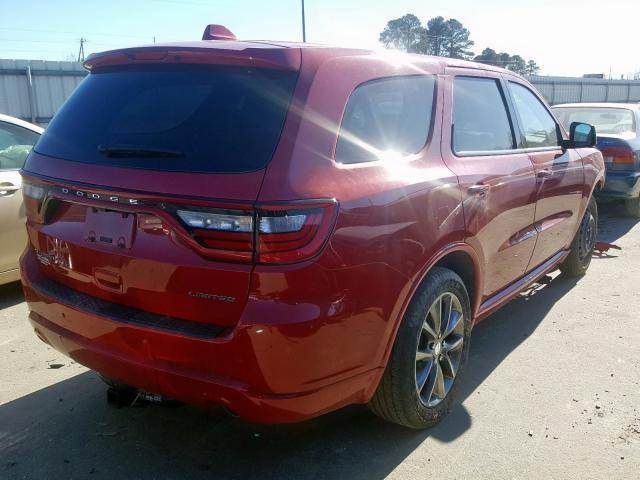 2015 Dodge DURANGO | Vin: 1C4RDHDGXFC147225