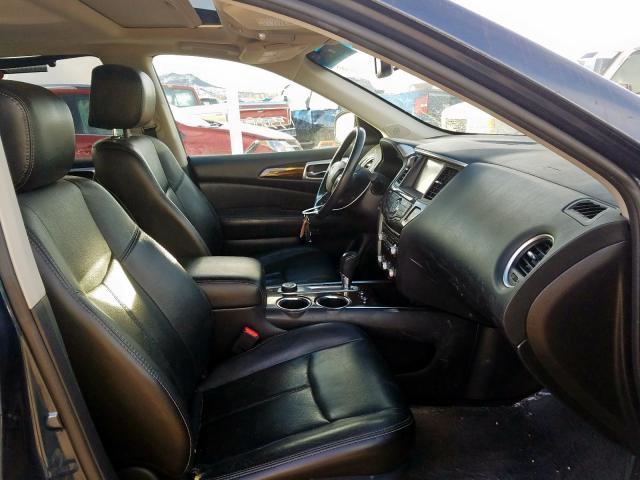 2014 Nissan  | Vin: 5N1AR2MM7EC674358