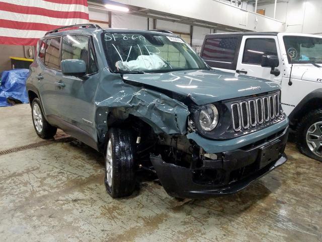 2018 Jeep Renegade L 2.4L
