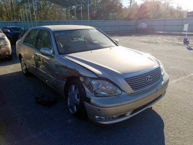2004 Lexus LS 430 for sale in Byron, GA