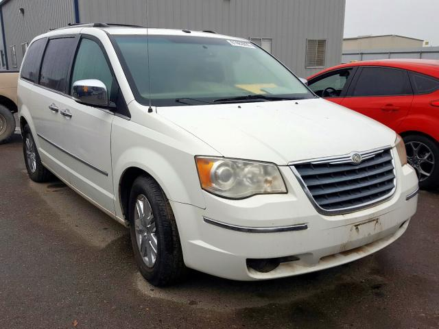 2008 Chrysler Town & Country for sale in Fresno, CA