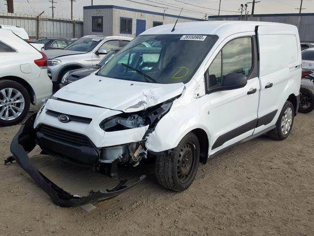 2018 FORD  TRANSIT CO
