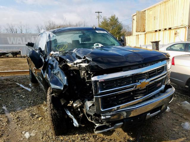 2015 Chevrolet SILVERADO | Vin: 1GCVKREC5FZ277545