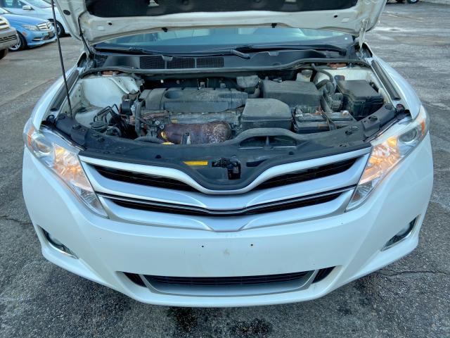 4T3BA3BB5DU037164 - 2013 Toyota Venza Le 2.7L inside view