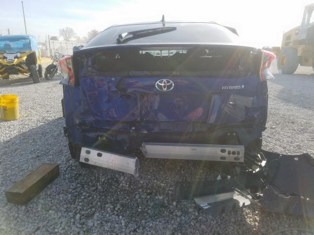 2018 Toyota PRIUS | Vin: JTDKBRFU2J3599646