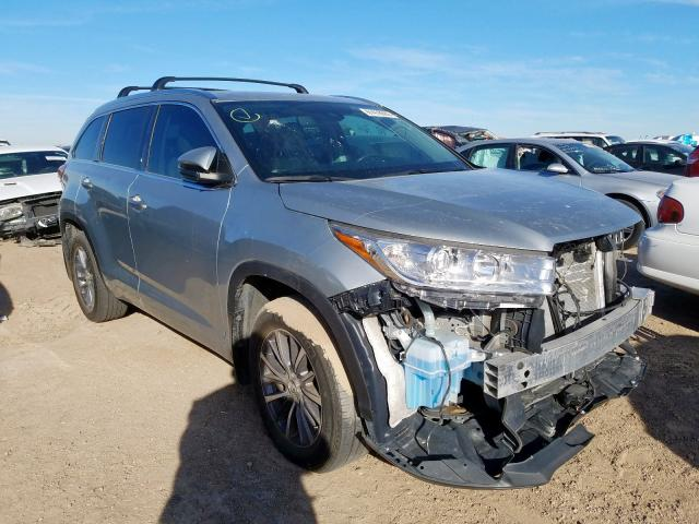 2017 Toyota Highlander for sale in Amarillo, TX