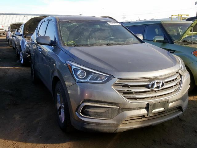 Hyundai Santa FE S salvage cars for sale: 2017 Hyundai Santa FE S