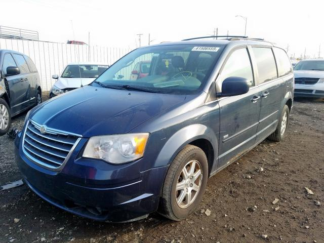2008 CHRYSLER  MINIVAN