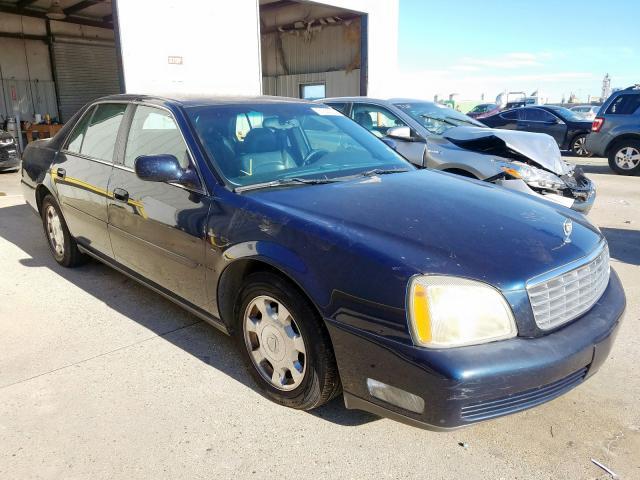 2002 Cadillac Deville 4.6L