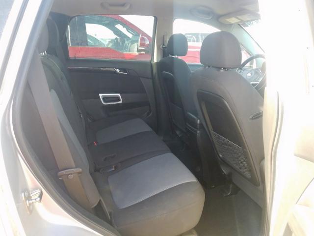 Купить Chevrolet Captiva 2014 г. из США с доставкой и растаможкой под ключ.