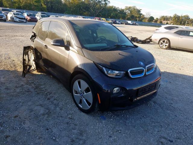 Salvage 2015 BMW I SERIES - Small image. Lot 25864130