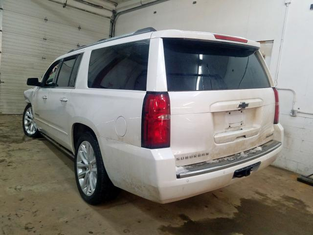 2019 Chevrolet SUBURBAN | Vin: 1GNSKJKJ8KR152578