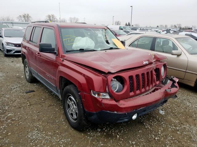 2015 Jeep    Vin: 1C4NJRBB8FD214208