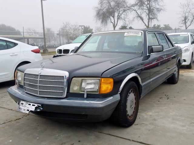 Mercedes Benz Sacramento >> 1991 Mercedes Benz 560 Sel Photos Ca So Sacramento